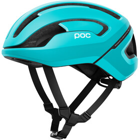 POC Omne Air Spin Helm kalkopyrit blue matt